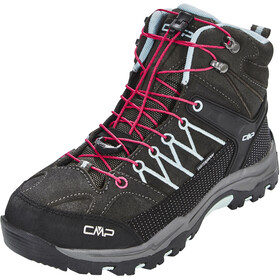 CMP Campagnolo Rigel Mid WP Chaussures de trekking Enfant, arabica-sky light